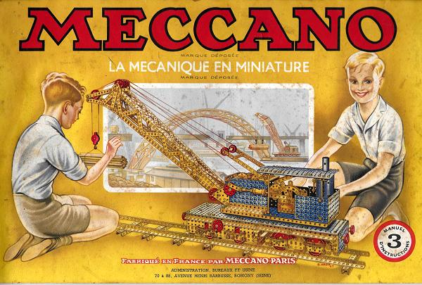 Mon os 170 - Pieces detachees meccano ...
